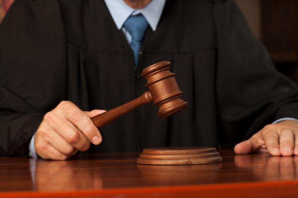 裁判官の木槌「ガベル」